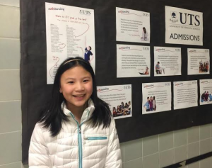 Shelby — Brain Power student, accepted to UTS
