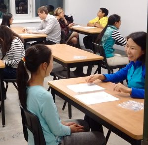 Students prepare for UTS Stage 2 interviews